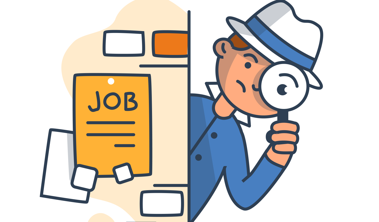 how to find job in europe from india